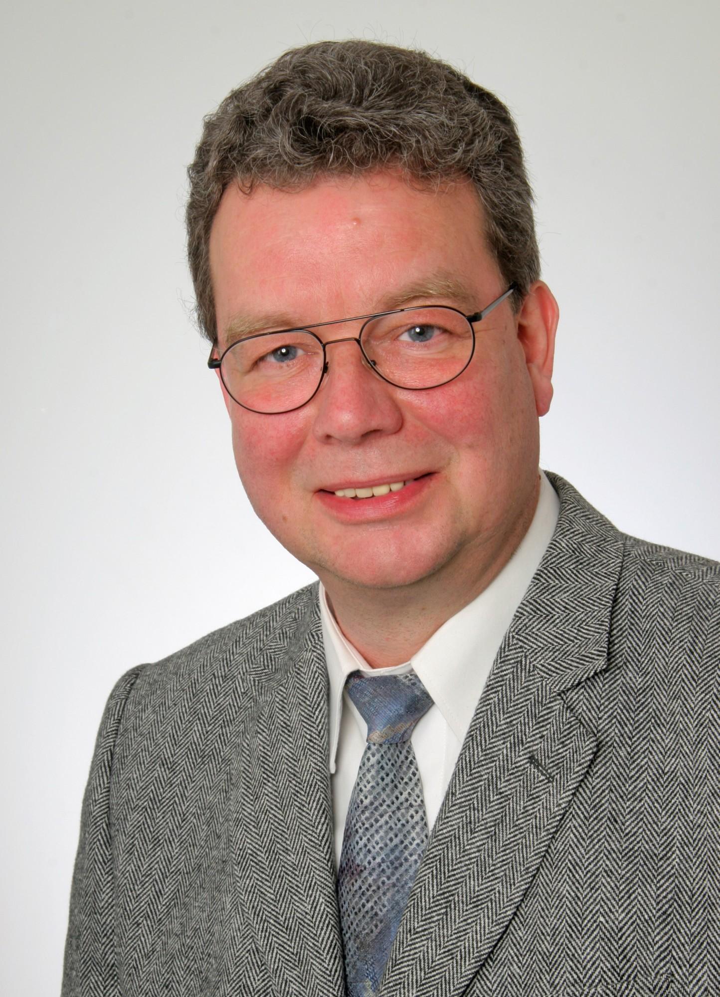 Abbildung von Dr. Armin Stromberg
