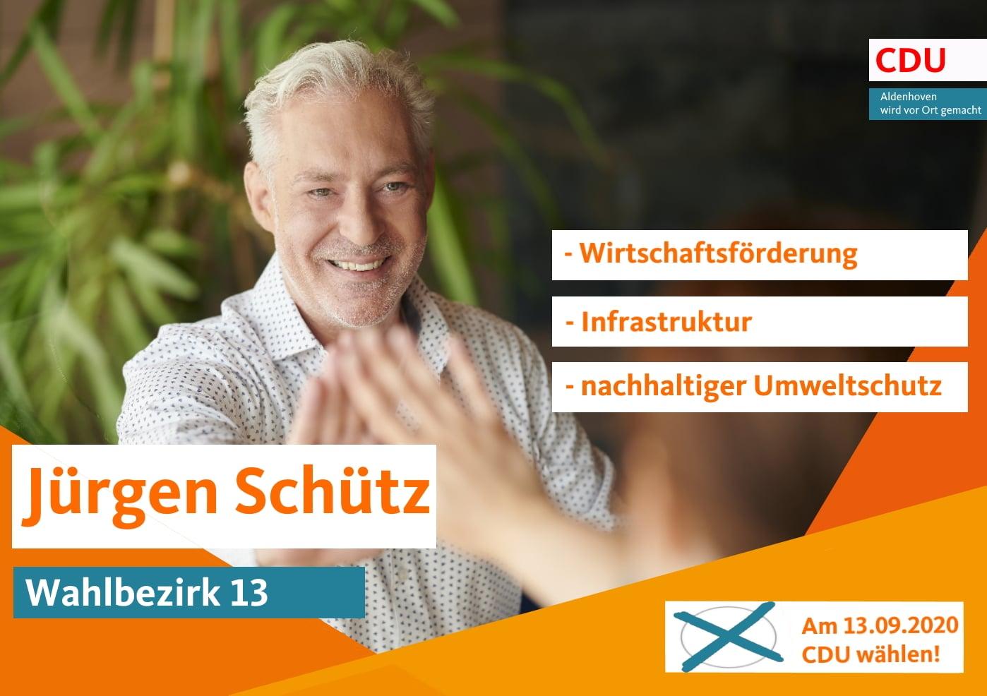 Abbildung von Jürgen Schütz